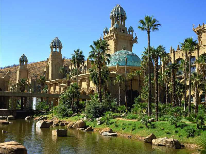 South Africa Lost City at Sun City